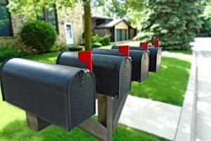 定形外郵便 送り方